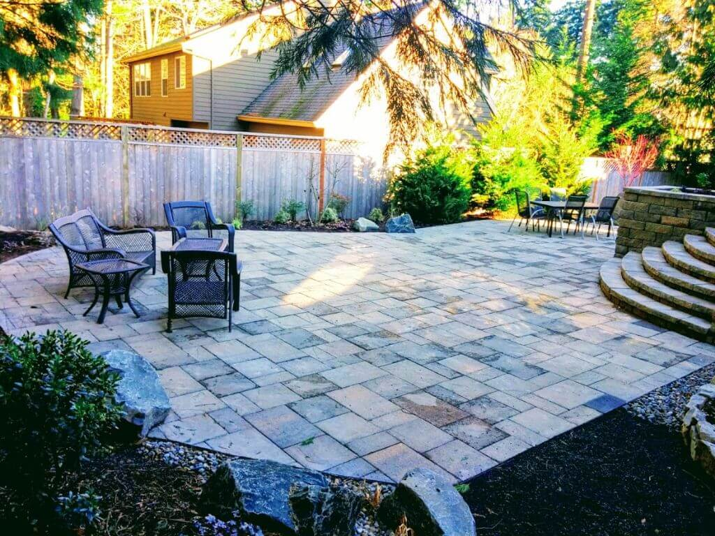 Portland Patio Installation | Stumptown Style